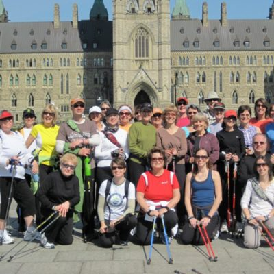 Purposeful Walking! Nordic Walking is For All