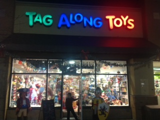 Friday Feature: Meet Tag Along Toys