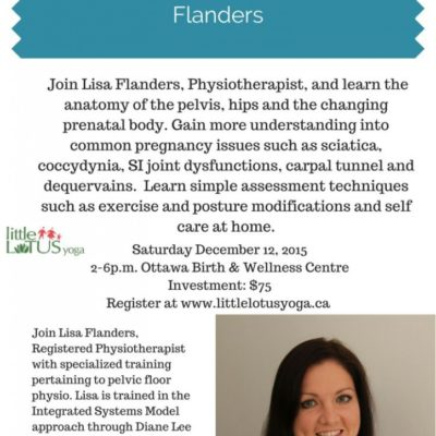 Anatomy of the Pregnant Woman & Common Conditions with Lisa Flanders
