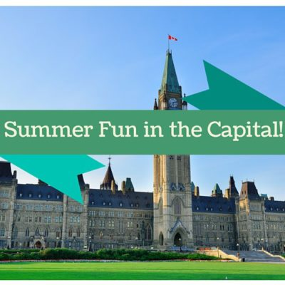 Summer Family Fun in the Capital