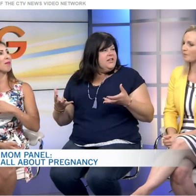 CTV Morning Live: Parenting Panel – All About Pregnancy