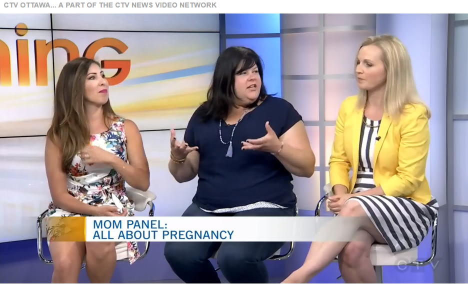 CTV Morning Live - All About Pregnancy