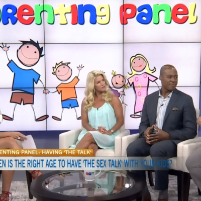 CTV Ottawa Morning Live: Parenting Panel – All About Having The Sex Talk With Your Kids