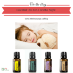 Sleepy Dust With Essential Oils