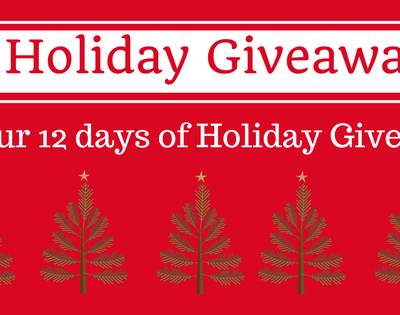 Holiday Giveaways | Little Lotus Yoga 12 Days of Christmas